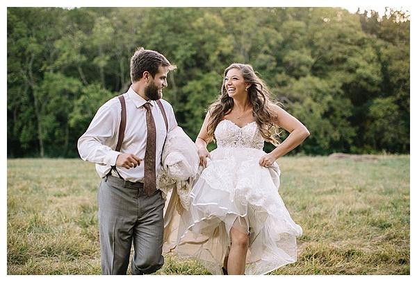 McKenna + Carson, Private Home Wedding