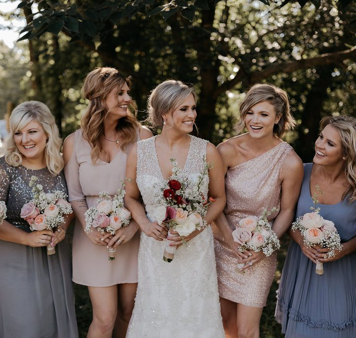 Girl Talk: How to Choose Your Maid of Honor and Bridesmaids