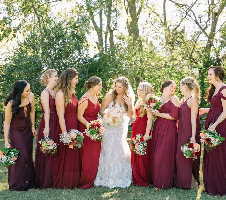 How to Select a Color Palette for Your Bridesmaids